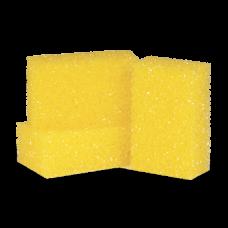 FLIEGENSCHWAMM HART - Губка жёлтая повышенной плотности, для битума.  Koch Chemie 999037