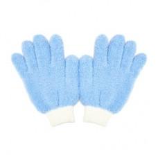 Бесшовные перчатки из микрофибры для нанесения восков и уборки в салоне, PURESTAR Dust interior glove , PS-M