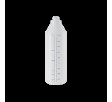 Бутылка мерная пластиковая, устойчивая к химиям, 1 л. 7133.F001