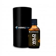 Kragen WILD PROTECTION, Полимерная пропитка для всех типов кожи с длительным эффектом защиты. 50 мл